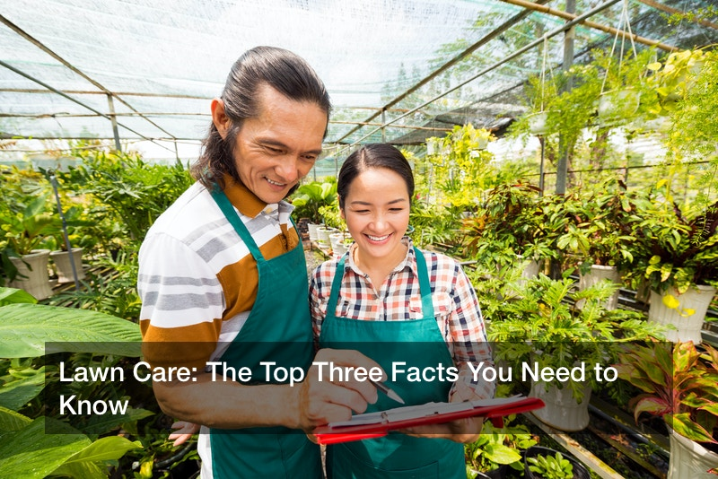 Lawn Care: The Top Three Facts You Need to Know