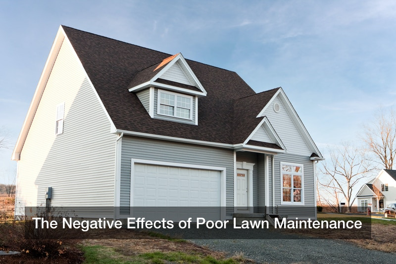 The Negative Effects of Poor Lawn Maintenance