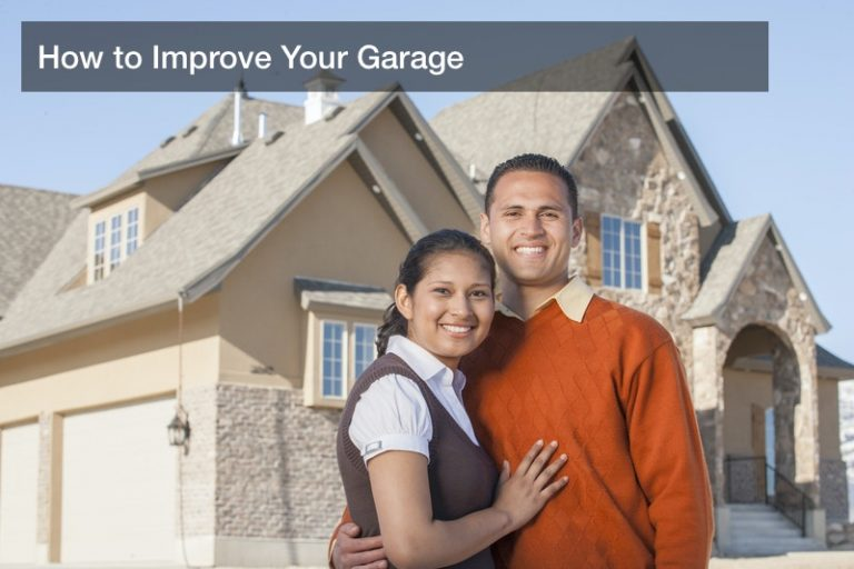How to Improve Your Garage
