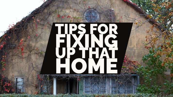 Old Home Repair Tips Everyone Should Know About