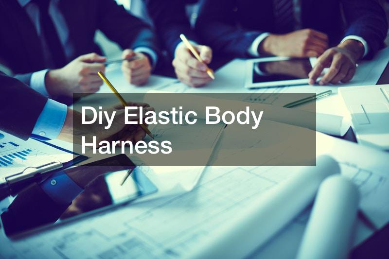 Diy Elastic Body Harness