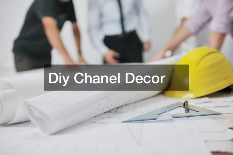 Diy Chanel Decor