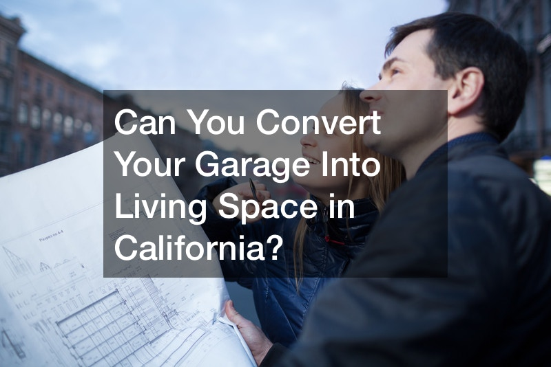 Can You Convert Your Garage Into Living Space in California?