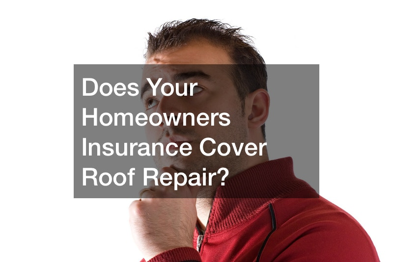 Does Your Homeowners Insurance Cover Roof Repair?