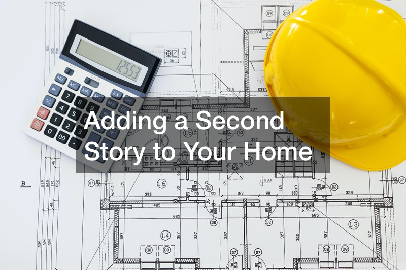 Adding a Second Story to Your Home