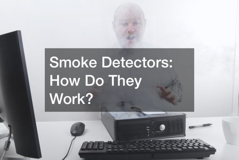 Smoke Detectors  How Do They Work?